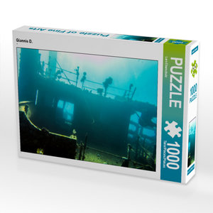 CALVENDO Puzzle Giannis D. 1000 Teile Lege-Größe 64 x 48 cm Foto