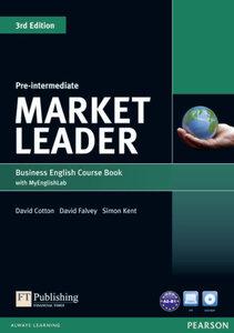 Market Leader Pre-Intermediate Coursebook (with DVD-ROM incl. C