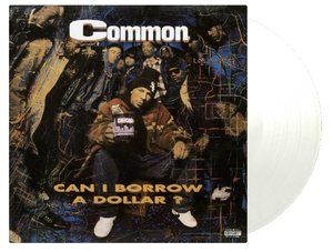 Can I Borrow A Dollar? (Limited Transparentes Vinyl)
