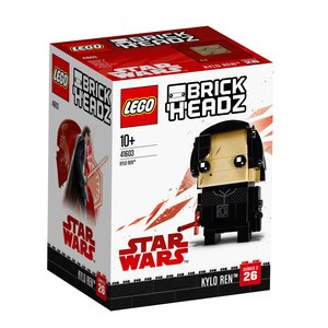 LEGO® BrickHeadz 41603 - Star Wars, Kylo Ren, baubarer Charakter