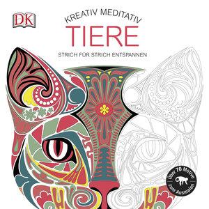Kreativ meditativ Tiere