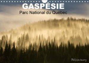 GASPÉSIE. Parc National du Québec (Calendrier mural 2015 DIN A4