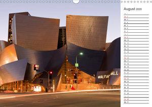 Los Angeles - Kalifornien (Wandkalender 2020 DIN A3 quer)