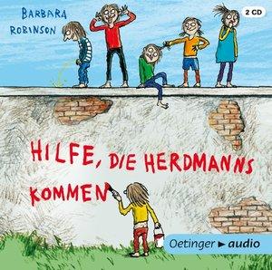 Hilfe, die Herdmanns kommen (2 CD)