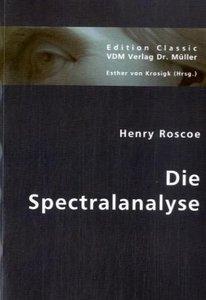 Die Spectralanalyse