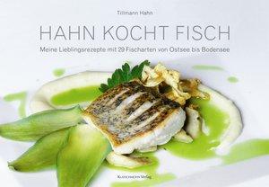 Hahn kocht Fisch