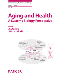 Aging and Health - A Systems Biology Perspective