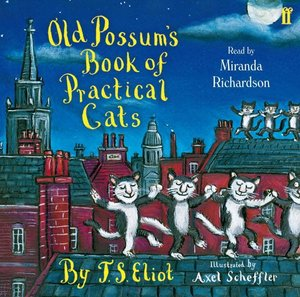 Old Possum\'s Book of Practical Cats, 1 Audio-CD