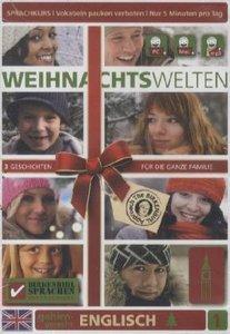 Birkenbihl Sprachen: Englisch, Weihnachtswelten, 10 Geschichten