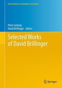 Selected Works of David Brillinger