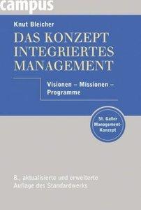 Das Konzept Integriertes Management