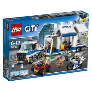 LEGO® City 60139 - Mobile Einsatzzentrale