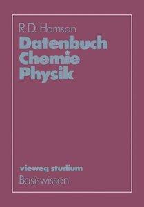 Datenbuch Chemie Physik