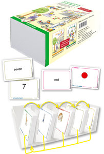 Let´s practice English - Learning cards