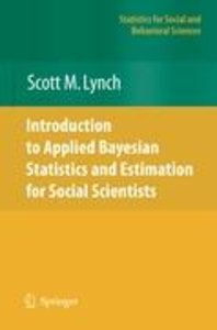 Introduction to Applied Bayesian Statistics and Estimation for S