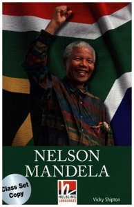 Nelson Mandela, Class Set. Level 3 (A2)