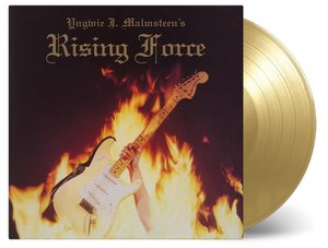 Rising Force (Limited Gold Vinyl)