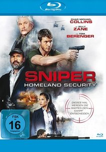 Sniper: Homeland Security, 1 Blu-ray