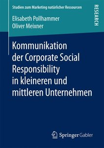 Kommunikation der Corporate Social Responsibility in kleineren u