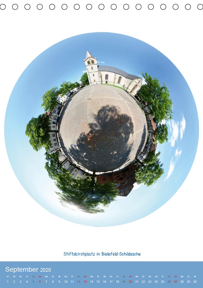 Bielefeld gibt es! Stadtansichten im Kugelpanorama - zum Schließen ins Bild klicken