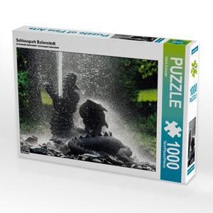 Schlosspark Ballenstedt 1000 Teile Puzzle quer