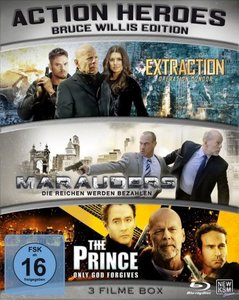 Action Heroes - Bruce Willis Edition - Limited Edition