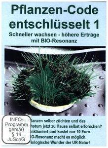 Pflanzen-Code entschlüsselt 1. DVD-Video