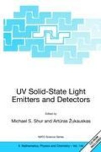 UV Solid-State Light Emitters and Detectors