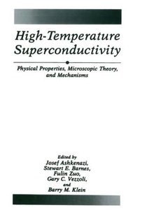 High-Temperature Superconductivity
