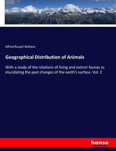 Geographical Distribution of Animals