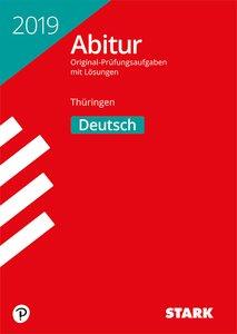 Abiturprüfung Thüringen 2019 - Deutsch