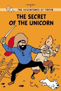 Tintin Young Readers Edition. The Secret of the Unicorn