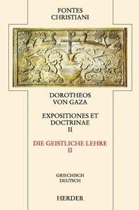 Doctrinae diversae / Die geistliche Lehre 2