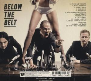 Below The Belt (Lim.Edit.+Bonus)