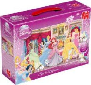 Jumbo Spiele 17065 - Disney Princess: Suchpuzzle, 70 Teile