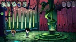 Schule der Vampire-Knoblauchalarm