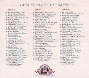 Fifties Jukebox-Greatest Ever