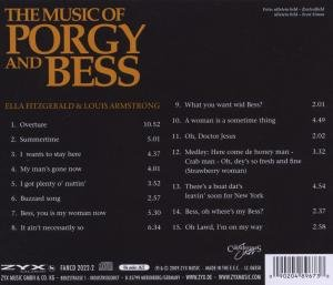 The Music Of Porgy And Bess