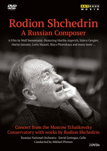 Shchedrin-A Russian Composer