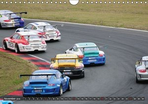 Motorsport - Impressionen (Wandkalender 2016 DIN A4 quer)