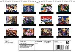 URBAN LANDSCAPES (Wall Calendar 2015 DIN A4 Landscape)