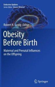 Obesity Before Birth