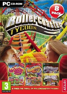 Rollercoaster Tycoon Box (8PACK)