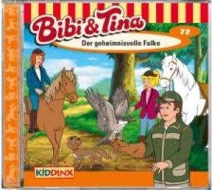 Bibi und Tina 72. Der geheimnisvolle Falke