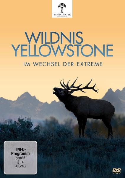 Wildnis Yellowstone - Im Wechsel der Extreme - zum Schließen ins Bild klicken