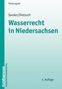 Wasserrecht in Niedersachsen