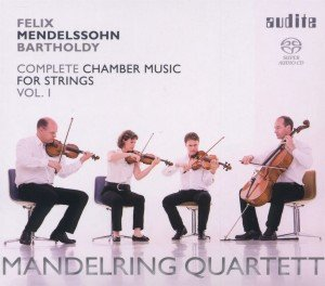 Complete Chamber Music For Strings Vol.1