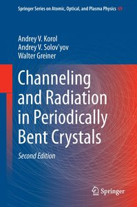 Channeling and Radiation in Periodically Bent Crystals