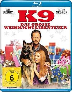 K9-Das grose Weihnachtsabenteuer-Blu-ray Disc