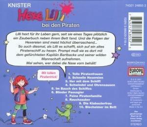 Hexe Lilli 01 bei den Piraten